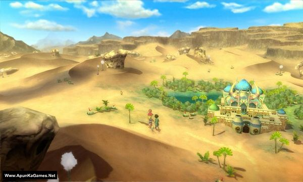 Ni no Kuni: Wrath of the White Witch Remastered Screenshot 2, Full Version, PC Game, Download Free