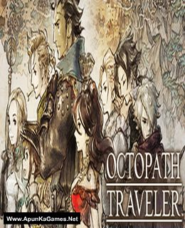 Octopath Traveler Cover, Poster, Full Version, PC Game, Download Free