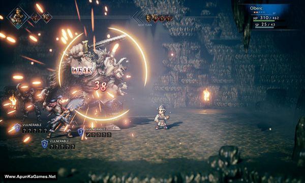 Octopath Traveler Screenshot 3, Full Version, PC Game, Download Free