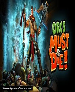 Orcs Must Die! Cover, Poster, Full Version, PC Game, Download Free
