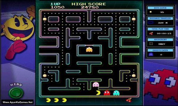Pac-Man World 3 Screenshot 2, Full Version, PC Game, Download Free