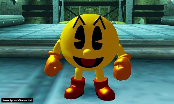 Pac-Man World 3 Screenshot 3, Full Version, PC Game, Download Free