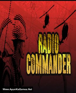 Radio Commander Cover, Poster, Full Version, PC Game, Download Free