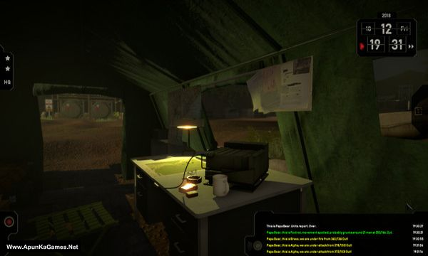 Radio Commander Screenshot 3, Full Version, PC Game, Download Free