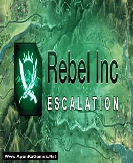 Rebel Inc: Escalation Cover, Poster, Full Version, PC Game, Download Free
