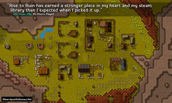 Rise to Ruins Screenshot 3, Full Version, PC Game, Download Free