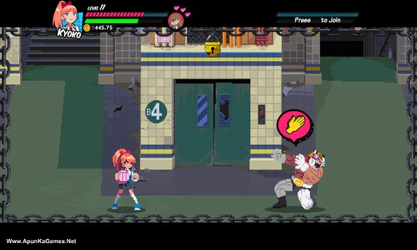 River City Girls Screenshot 1, Full Version, PC Game, Download Free