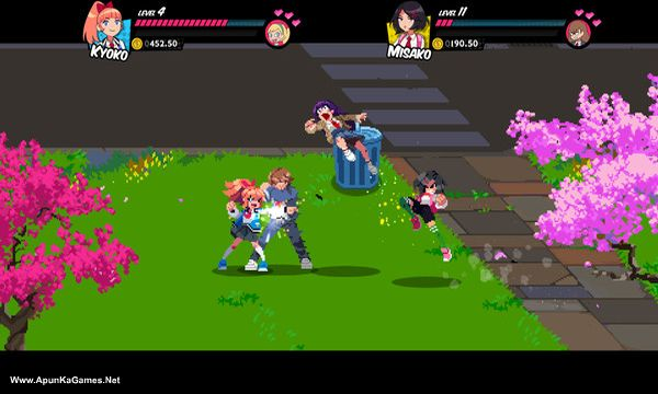 River City Girls Screenshot 2, Full Version, PC Game, Download Free