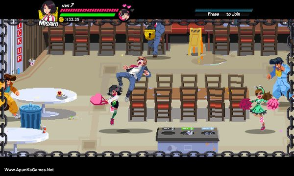 River City Girls Screenshot 3, Full Version, PC Game, Download Free