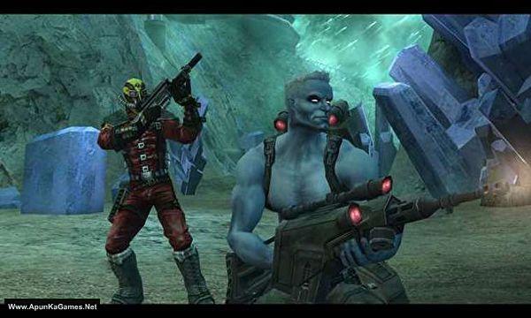Rogue Trooper Screenshot 3, Full Version, PC Game, Download Free
