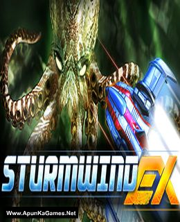 Sturmwind EX Cover, Poster, Full Version, PC Game, Download Free