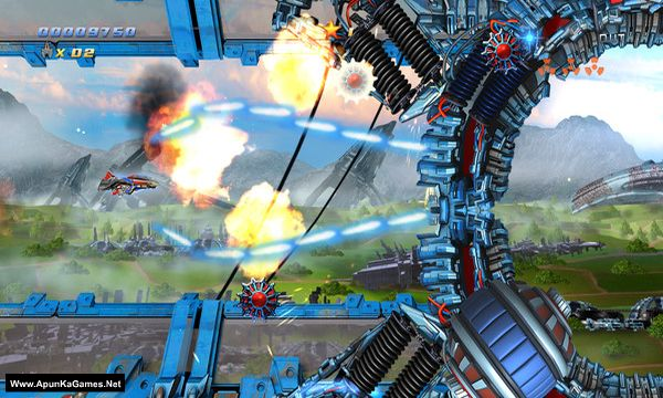 Sturmwind EX Screenshot 2, Full Version, PC Game, Download Free
