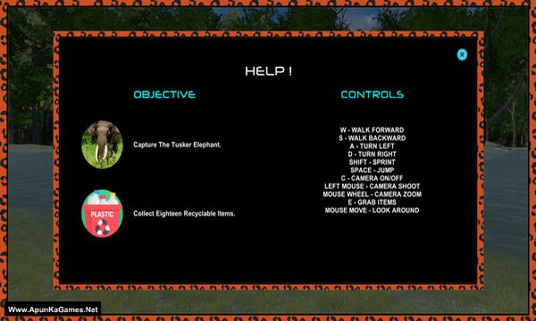 Safari Grounds - The Wilpattu Leopard Screenshot 1, Full Version, PC Game, Download Free