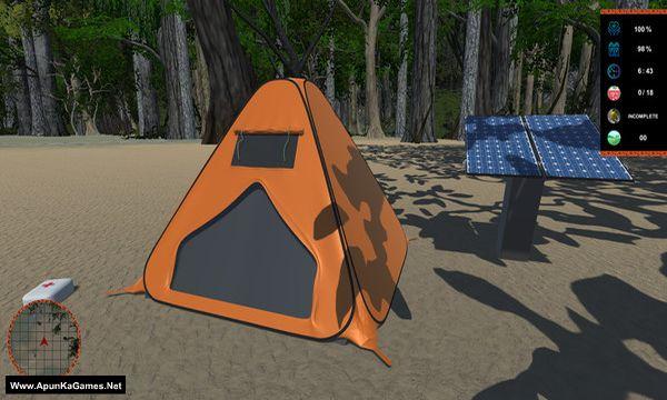 Safari Grounds - The Wilpattu Leopard Screenshot 3, Full Version, PC Game, Download Free