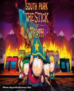 South Park: The Stick of Truth Cover, Poster, Full Version, PC Game, Download Free