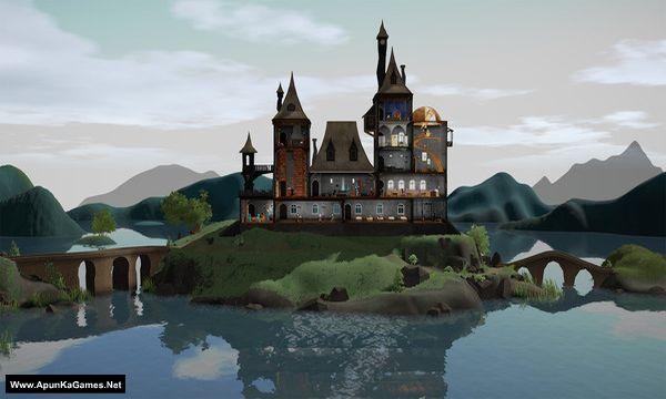 Spellcaster University Screenshot 1, Full Version, PC Game, Download Free