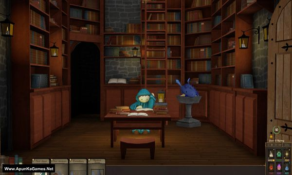 Spellcaster University Screenshot 3, Full Version, PC Game, Download Free