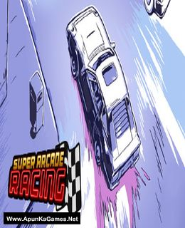 Super Arcade Racing Cover, Poster, Full Version, PC Game, Download Free