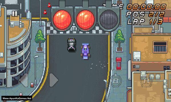 Super Arcade Racing Screenshot 1, Full Version, PC Game, Download Free