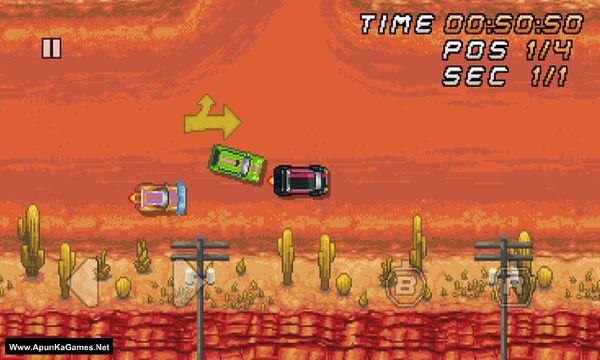 Super Arcade Racing Screenshot 2, Full Version, PC Game, Download Free