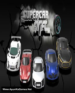 Supercar Drift Cover, Poster, Full Version, PC Game, Download Free