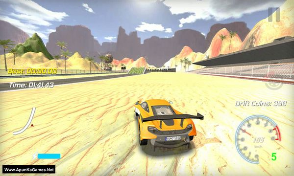 Supercar Drift Screenshot 2, Full Version, PC Game, Download Free