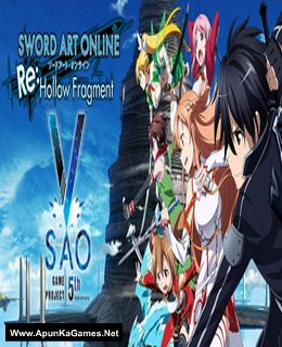 Sword Art Online: Hollow Fragment Cover, Poster, Full Version, PC Game, Download Free