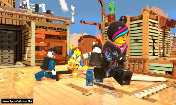 The Lego Movie Videogame Screenshot 1, Full Version, PC Game, Download Free