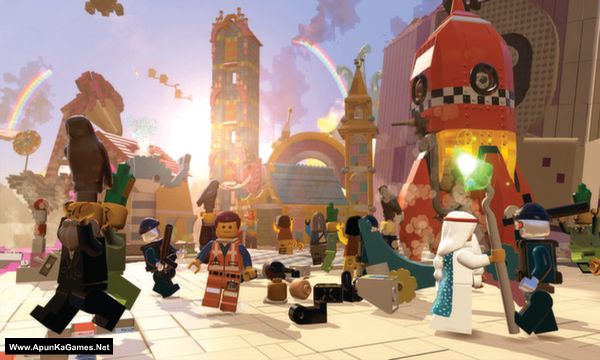 The Lego Movie Videogame Screenshot 3, Full Version, PC Game, Download Free