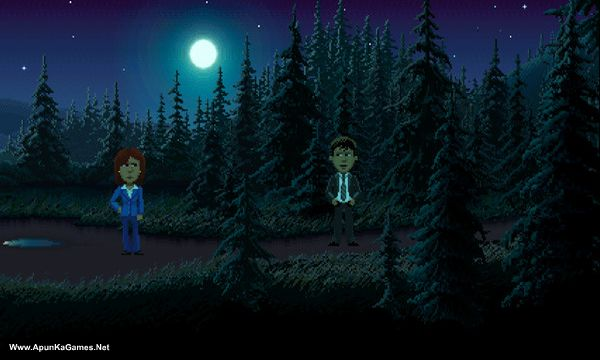 Thimbleweed Park Screenshot 1, Full Version, PC Game, Download Free