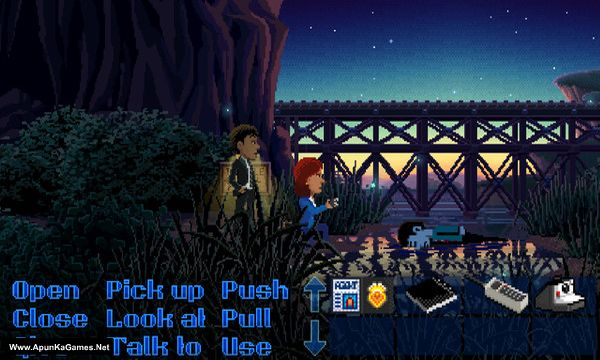 Thimbleweed Park Screenshot 2, Full Version, PC Game, Download Free