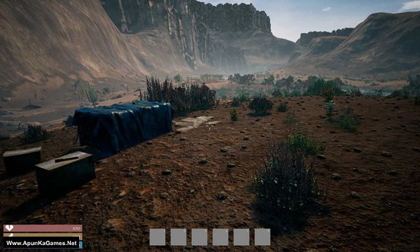 Through The Dust Screenshot 1, Full Version, PC Game, Download Free