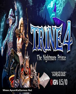 Trine 4 The Nightmare Prince Cover, Poster, Full Version, PC Game, Download Free