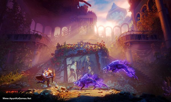 Trine 4 The Nightmare Prince Screenshot 1, Full Version, PC Game, Download Free