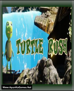 Turtle Rush Cover, Poster, Full Version, PC Game, Download Free