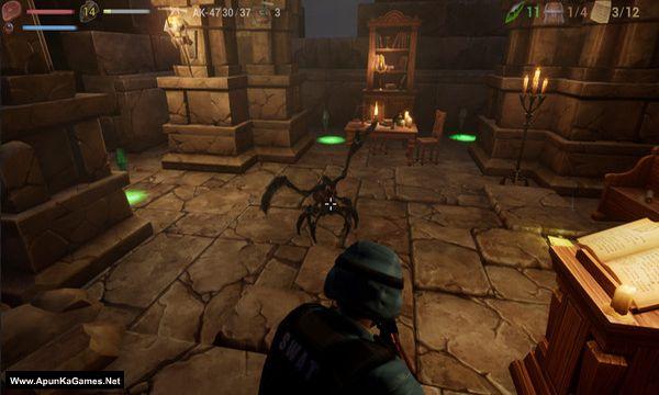 Vugluskr: Zombie Rampage Screenshot 3, Full Version, PC Game, Download Free