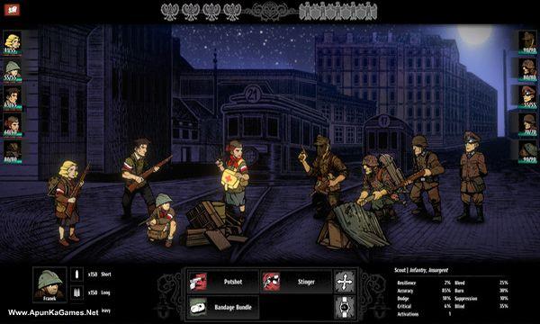 Warsaw Screenshot 1, Full Version, PC Game, Download Free