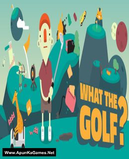 What the Golf? Cover, Poster, Full Version, PC Game, Download Free