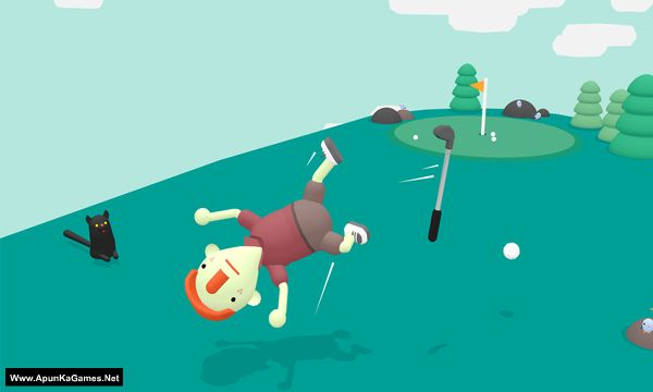 What the Golf? Screenshot 3, Full Version, PC Game, Download Free