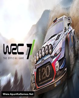 WRC 7 Cover, Poster, Full Version, PC Game, Download Free