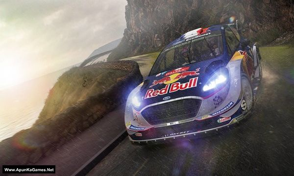 WRC 7 Screenshot 1, Full Version, PC Game, Download Free