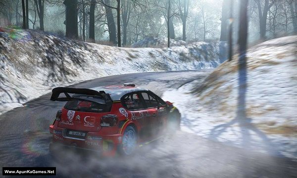 WRC 7 Screenshot 3, Full Version, PC Game, Download Free