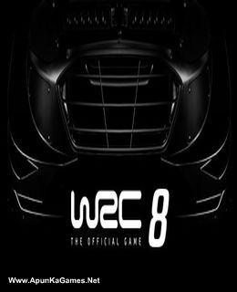 WRC 8 FIA World Rally Championship Cover, Poster, Full Version, PC Game, Download Free