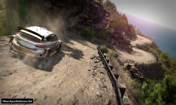 WRC 8 FIA World Rally Championship Screenshot 1, Full Version, PC Game, Download Free