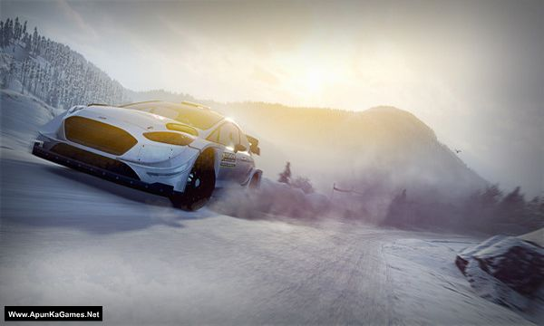 WRC 8 FIA World Rally Championship Screenshot 2, Full Version, PC Game, Download Free