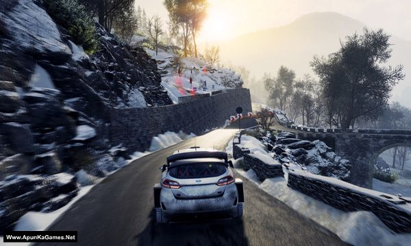 WRC 8 FIA World Rally Championship Screenshot 3, Full Version, PC Game, Download Free