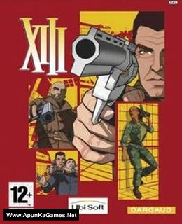 XIII Cover, Poster, Full Version, PC Game, Download Free