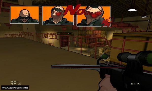 XIII Screenshot 3, Full Version, PC Game, Download Free