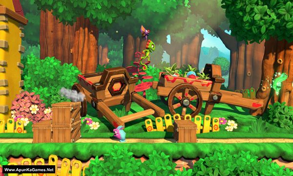 Yooka-Laylee and the Impossible Lair Screenshot 1, Full Version, PC Game, Download Free