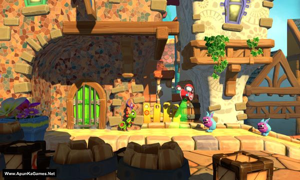 Yooka-Laylee and the Impossible Lair Screenshot 3, Full Version, PC Game, Download Free